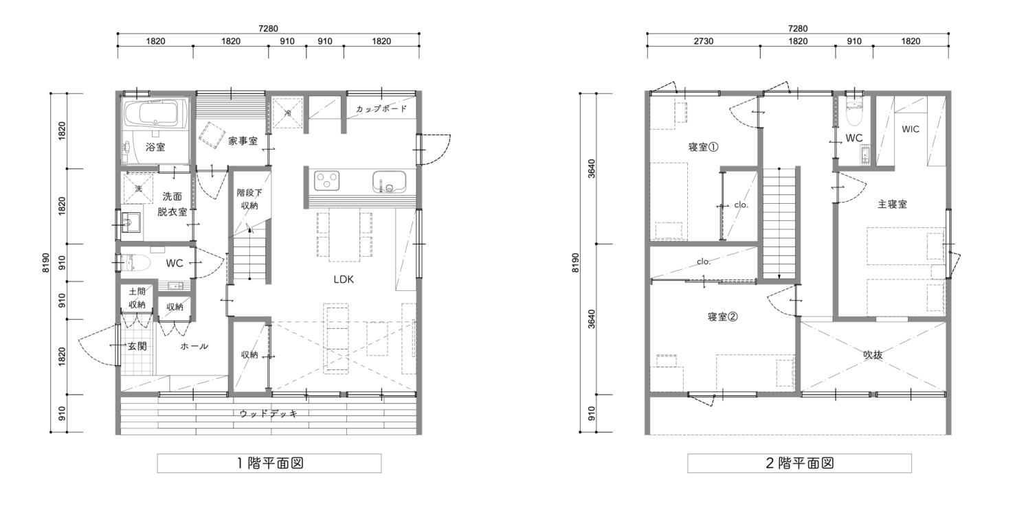 改正建築物省エネ法における断熱性能の計算結果